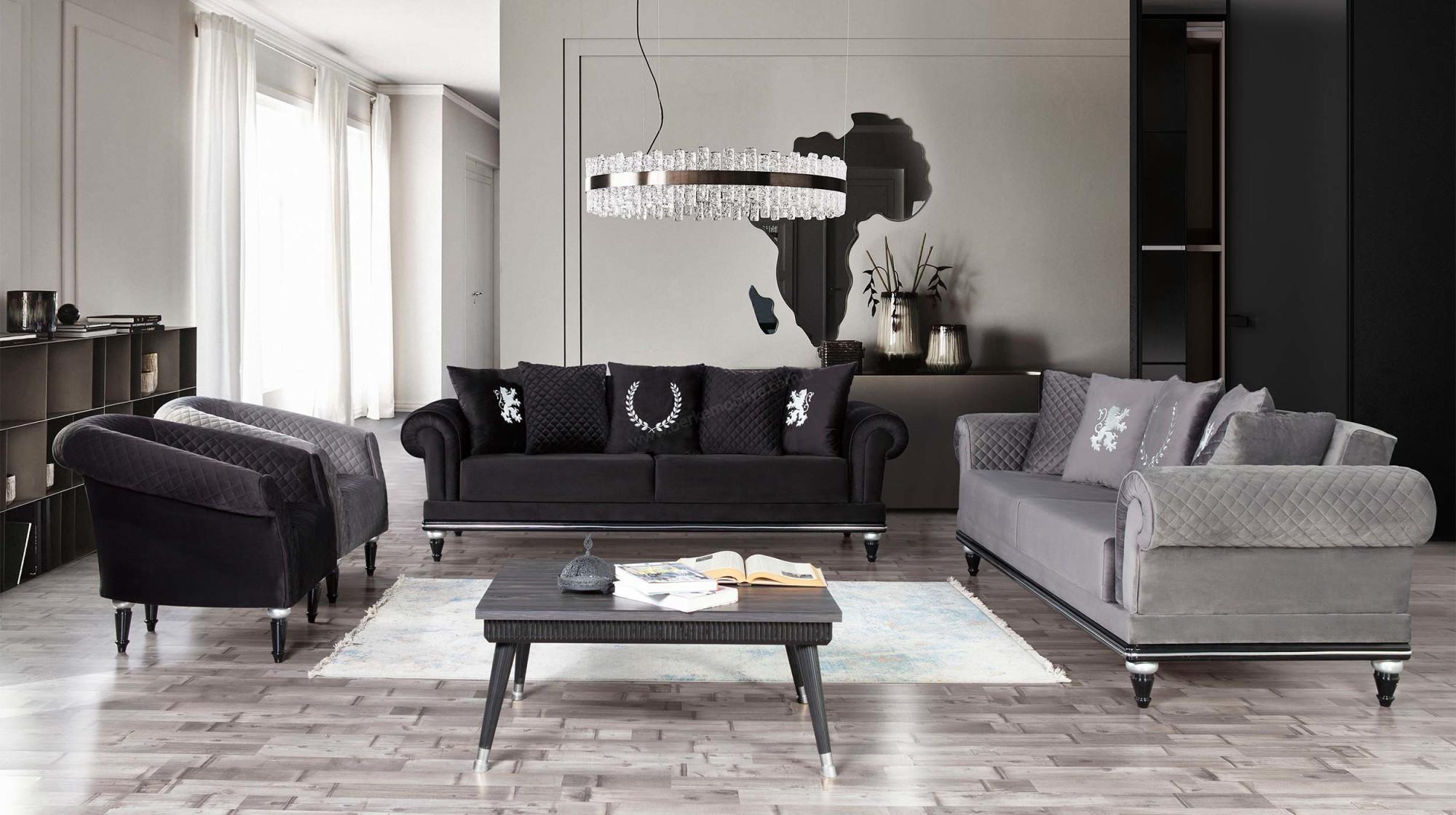 Oturma Odası Dekorasyonunda 5 Önemli Parça