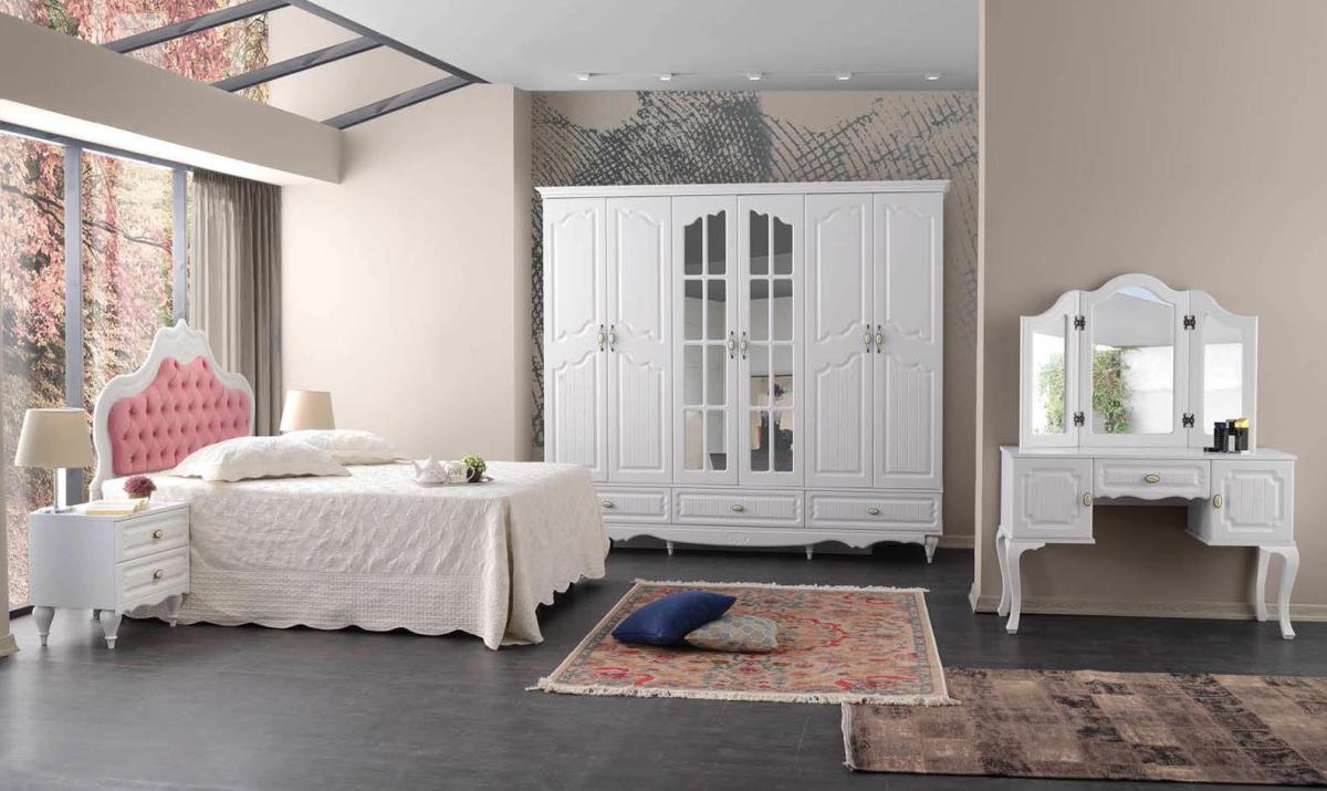 Yatak Odası Dekorasyonunda Önemli Parçalar