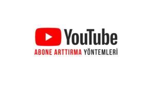 Youtube Abone Arttırma Nasıl Yapılır?1000 Abone Nasıl Kasılır